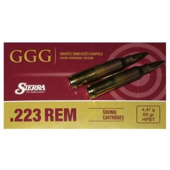 GGG cal 223 rem